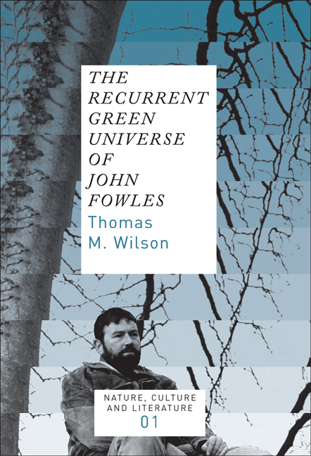 Cover of The Recurrent Green Universe of John Fowles